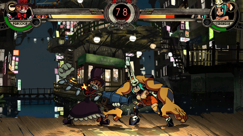 Skull Girls screenshot
