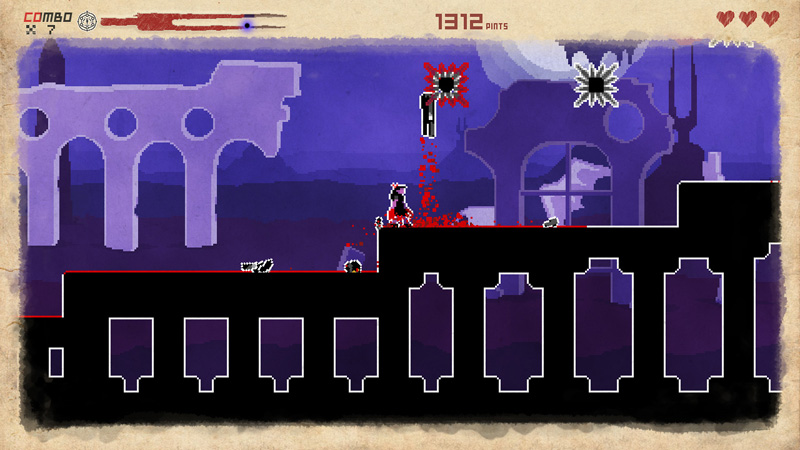 They Bleed Pixels screenshot